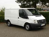 FORD TRANSIT VAN 2009 CUSTOM EXTRAS SWB IN GOOD CONDITION READY FOR WORK