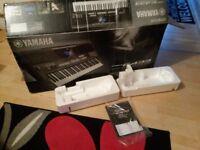 yamaha psr e433 digital keyboard