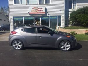 2012 Hyundai Veloster 6 SP 4 NEW TIRES AND MVI