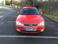 2003 ford mondeo for sale