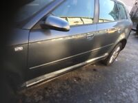 06 AUDI A3 2.0 TDI MANUAL THIS CARS FOR PARTS FOR ANY PARTS CALL ON