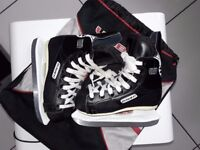 Kids ice skate boots