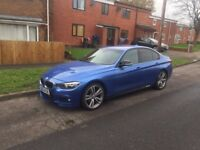 Bmw 320d M sport Auto excellent condition top spec, may px dsg golf r s3 s tronic cupra 280 gtd 330d