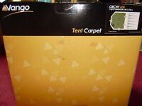 Tent carpet for Vango Orchy 600