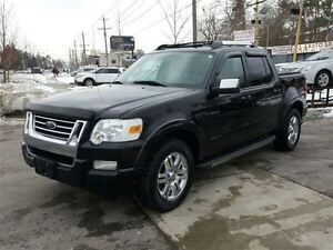 2009 Ford Explorer Sport Trac Limited 4X4 Leather Roof