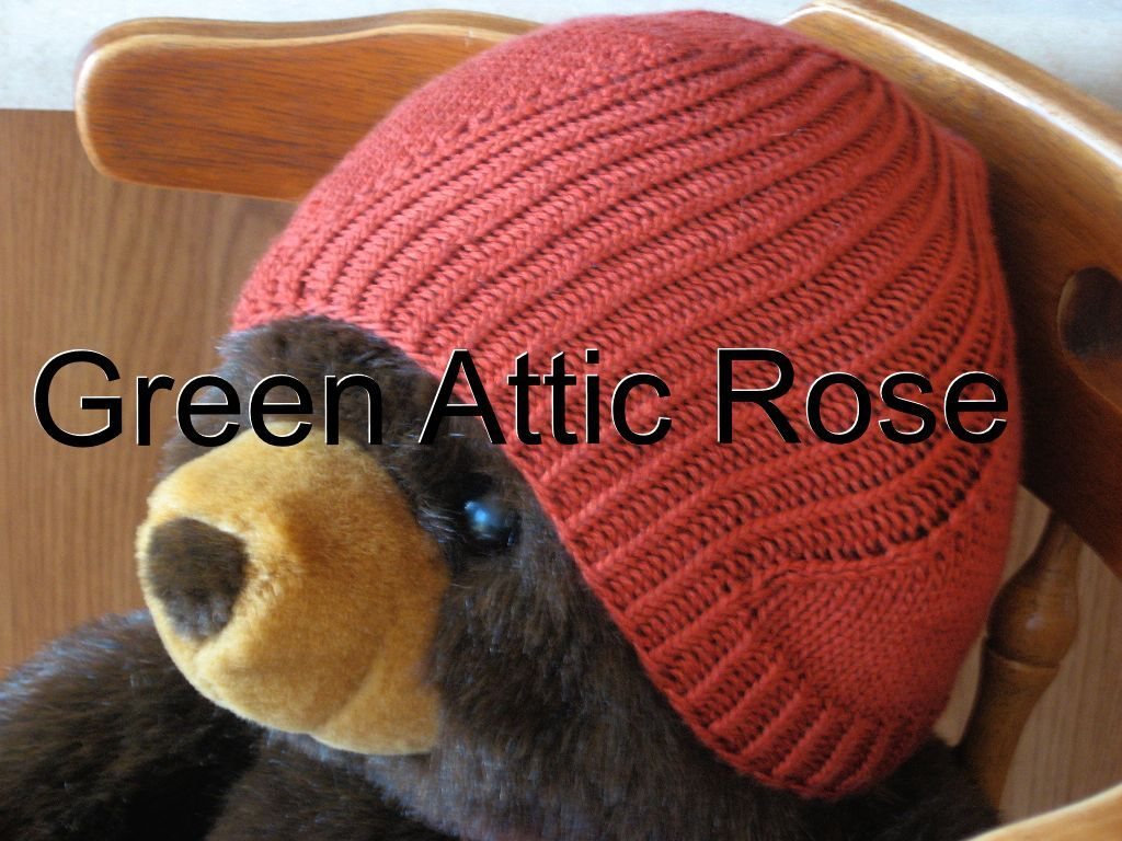 Green Attic Rose