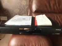 Humax recordable Freeview box PVR 9150T