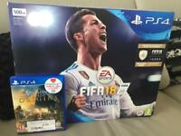Ps4 slim new with assassins creed origins