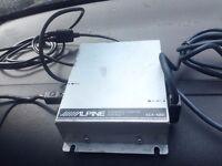 alpine kca-420i iphone ipod ipad in car audio charger