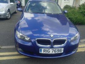 BMW 320 I SE COUPE 2007