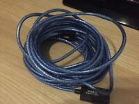 10m USB Extension Cable