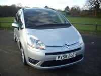 CITROEN GRAND PICASSO 1.6HDI VTR+ 7 SEATER 5 DOOR