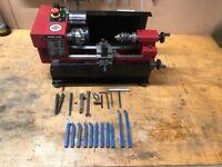 Sieg micro metal working lathe