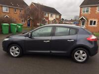 2010 RENAULT MEGANE 1.6 PETROL 12 MONTH MOT SERVICE HISTORY LOW MILEAGE FULL HPI CLEAR