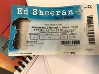 Ed Sheeran - O2 London