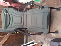 Fishing chair only 1 year old used 5 times