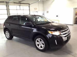 2013 Ford Edge SEL| AWD| LEATHER| NAVIGATION| PANORAMIC ROOF| BA Cambridge Kitchener Area image 8