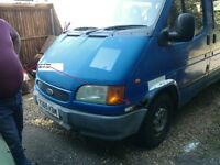Ford Transit Minibus Breaking for Spares