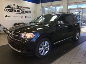 2013 Dodge Durango Crew Plus