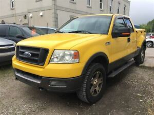 2004 Ford F-150 FX4 CALL 519 485 6050 CERTIFIED