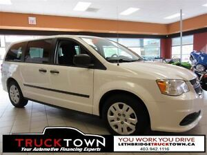 2014 Dodge Grand Caravan VALUE AND FUNTIONALITY COMBINED!