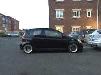 Toyota Yaris T Sport 1.5 Vvti Modified stance jdm