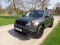 Jeep Renegade 'Dawn of Justice' Limited edition (only 500 made)