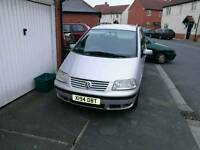 Volkswagon sharron 7 seater ppl carrier spares or repair