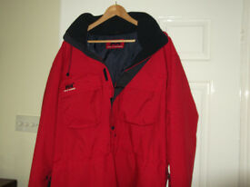 MENS HELLY HANSON JACKET...LARGE