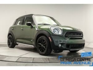 2015 MINI Cooper S Countryman S ALL4, CUIR, TOIT, BLUETOOTH