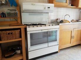 Cannon Cordon Bleu Classique All Gas Double Oven Cooker with Griddle