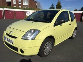 Citroen C2 - 55 PLATE - 65k Good MOT, Lovely Honest Car
