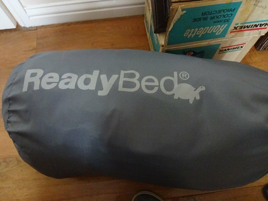 READY BED : DOUBLE : NO PUMP