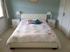 King size bedroom set/pieces