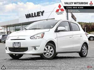 2014 Mitsubishi Mirage SE - HEATED SEATS, 10 YEAR WARRANTY