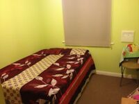 Double room with separate bath room for rent in hounslow behind high street for indian IT Female