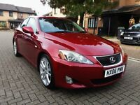 LEXUS IS 250 SPORT 2006 MANUAL FULL LEXUS HISTORY PX WELCOME