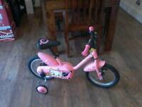 B twin girls bike