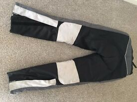 Brand New Spada All Road Motorbike Trousers - Large