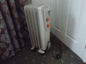 OIL FILLED ELECTRIC HEATER