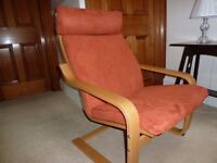 IKEA Poang easy chair - excellent condition