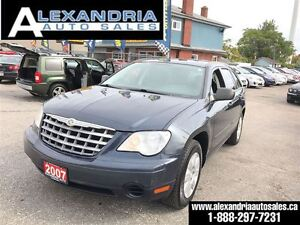2007 Chrysler Pacifica loaded safety & e test included