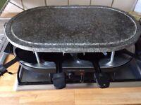 raclette machine £20