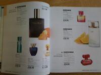 Perfumes, cometics, creams