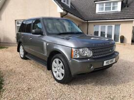 LAND ROVER RANGE ROVER 3.6 VOGUE TDV8
