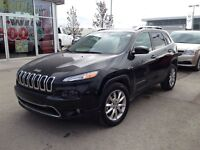 2014 Jeep Cherokee Limited 4x4 | Leather| Roof| Remote Start