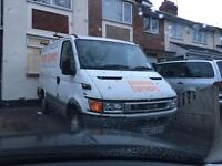 Iveco daily in good condition