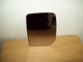 FORD TRANSIT MK6/7 UP TO 2013 NEARSIDE DOOR MIRROR GLASS