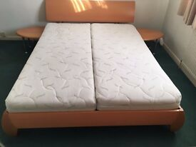 Hulsta Double Bed
