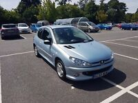 A great looking 1.1 Peugeot 206 Sport